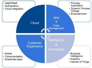 Intelligent Process Applications