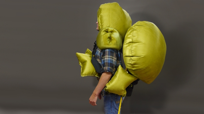Personal airbag